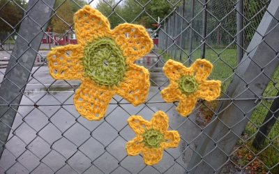 #floweryourcity blommar