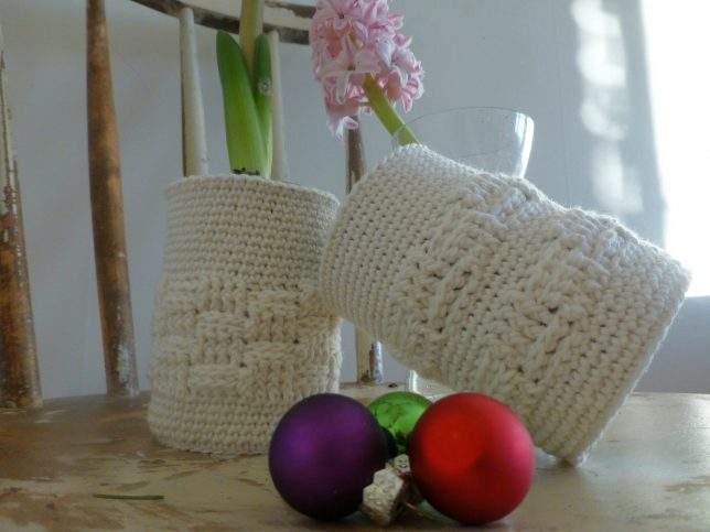 virkad hyacintvas