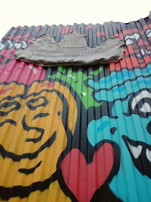 Garngraffitin i Snösätra