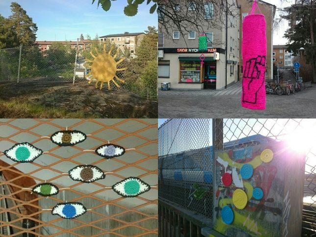 Garngraffiti - 5 tips