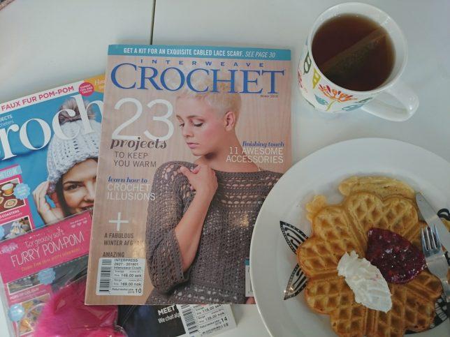 Interweave crochet