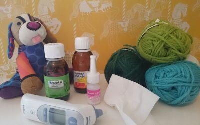 Vab och sjuka dödar virkinspirationen