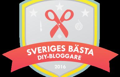 Rösta på Virka dygnet runt till Sveriges bästa DIY-bloggare