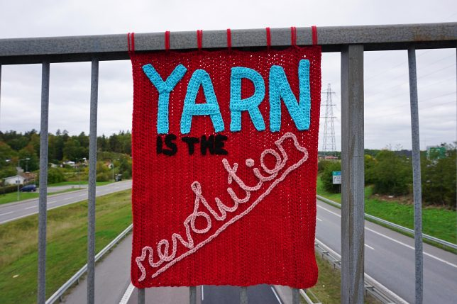 yarn is the revolution