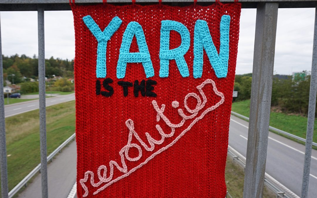 Yarn is the revolution!